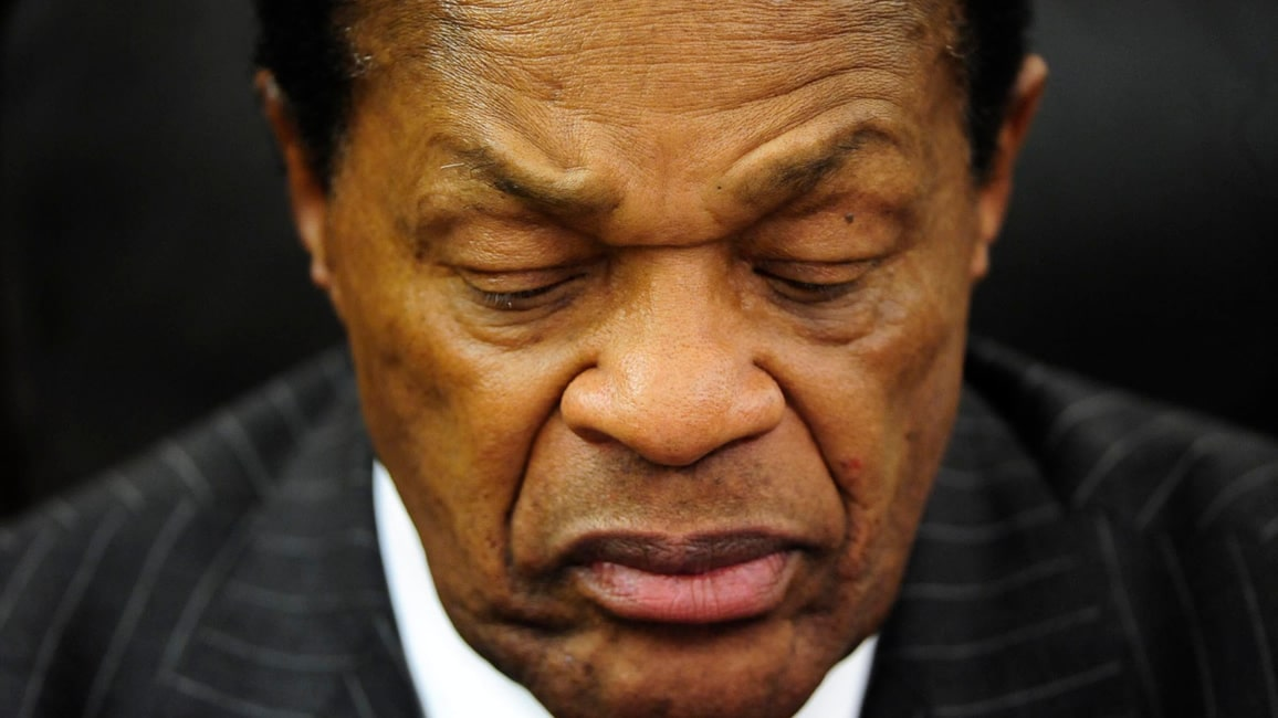 The Dignity of Death… Marion Barry, 78